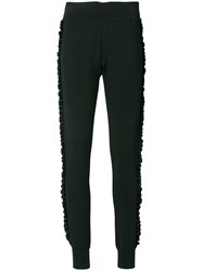 Love Moschino Ruched Detail Sweatpants Black