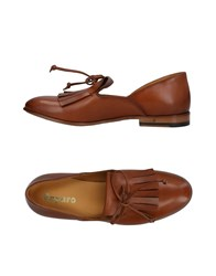 Raparo Loafers Brown