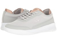 Lacoste Lt Spirit Elite 117 2 Light Grey Women's Shoes Gray