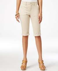 American Living Claude Bermuda Shorts Only At Macy's Stone
