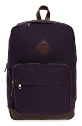 United By Blue Hudderton Backpack Navy