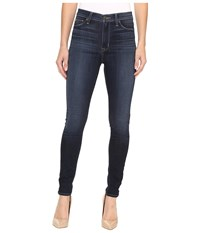 Hudson Barbara High Rise Super Skinny In Ammo Ammo Women's Jeans Black