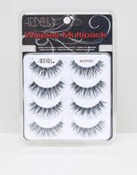 Ardell Lashes Multipack Wispies X4 Multipack Wispie Black