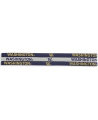 Little Earth Washington Huskies 3 Pack Elastic Headbands Team Color