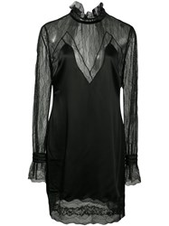 Jonathan Simkhai Lingerie Sateen Mini Dress Unavailable