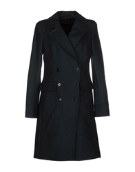 Blk Dnm Coats Black