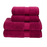 Christy Supreme Hygro Towel Raspberry Hand