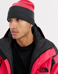 The North Face 94 Rage Beanie In Rose Red Pink