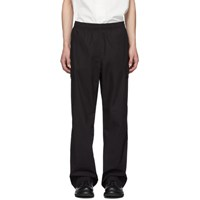 Our Legacy Black Rest Cargo Pants