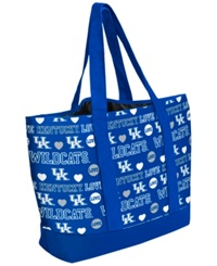 Forever Collectibles Kentucky Wildcats Tote Bag Blue