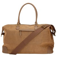 John Lewis Cambridge Large Explorer Bag Brown