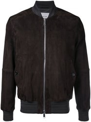Cerruti 1881 Bomber Jacket Brown