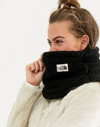 The North Face Campshire Neck Gaiter In Black