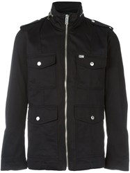 Diesel 'J Dirt' Jacket Black