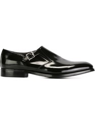 Premiata Formal Monk Shoes Black