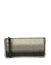 Mary Frances Beaded Convertible Clutch Multi Colored
