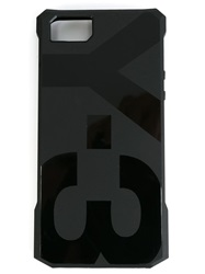 Y 3 Logo Iphone 5 Case Black