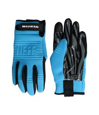 Neff Daily Pipe Glove Cyan 1 Extreme Cold Weather Gloves Blue