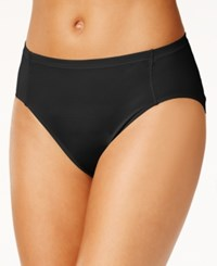 Bali Active High Waisted Brief 2A62 Black
