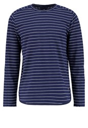 Scotch And Soda Long Sleeved Top Dark Blue