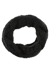 Roxy Snood Anthracite Black