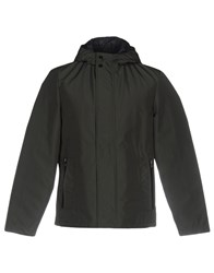 Lab. Pal Zileri Jackets Dark Green