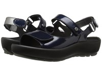Wolky Rio Blue Women's Sandals