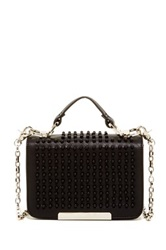 Sondra Roberts Beaded Crossbody Black