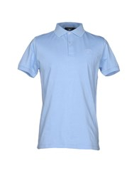 Beverly Hills Polo Club Topwear Shirts Sky Blue