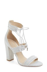 Kendall Kylie Women's Dawn Pump Light Grey Leather