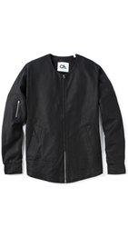Chapter Ryn Bomber Jacket Navy