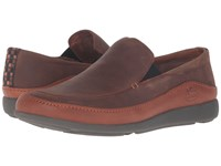 Chaco Montrose Rust Men's Shoes Red