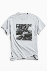 Urban Outfitters Miles Culture Vineyard Tee Grey
