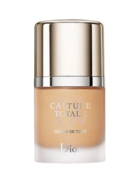Christian Dior Capture Totale Triple Wrinkles Dark Spots Radiance With Sunscreen Broad Spectrum Spf 25 031 Sand
