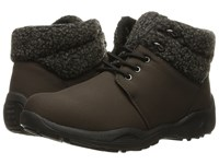 Propet Madison Ankle Lace Espresso Women's Cold Weather Boots Brown