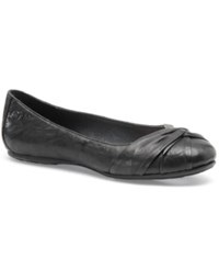 Born Born Lilly Flats Only At Macy's Women's Shoes Black