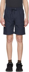 Nanamica Navy Easy Shorts