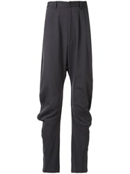 Julius Drop Crotch Tailored Trousers 60