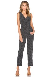 Sam Edelman The Back Wide Leg Jumpsuit Black