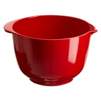 Margrethe Mixing Bowl Red 2L
