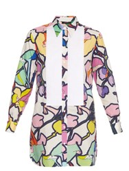 Giles Fashion Fairy Print Cotton Shirtdress Multi