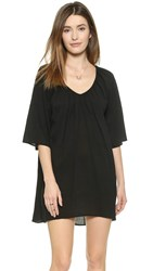 9Seed Santa Cruz Cover Up Black