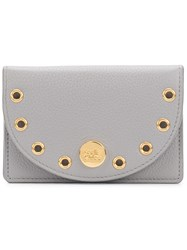 See By Chloe Kriss Two Piece Wallet Grey