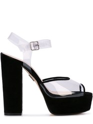 Ritch Erani Nyfc Cartier Platform Sandals Black