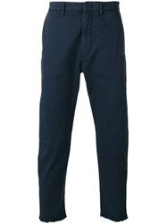 Pence Baldo Trousers Blue