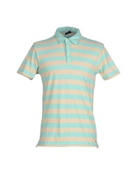Scotch And Soda Topwear Polo Shirts Men Light Green