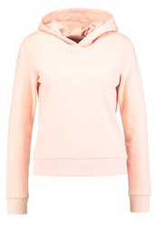 Only Onlcalm Hoodie Peachy Keen Rose