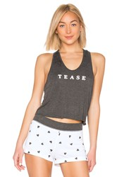 Wildfox Couture Tease Tank Black