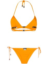 Moeva 'Melanie' Bikini Yellow Orange