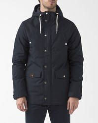 Revolution Navy Blue Water Repellent 7246 Parka